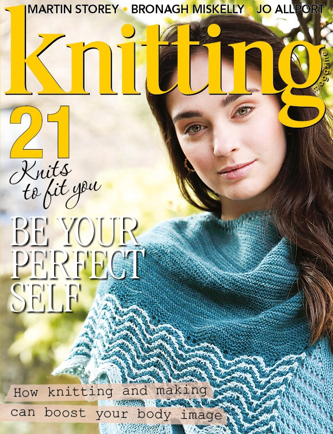 Knitting Magazine Subscribe Gmc Publications Knitting