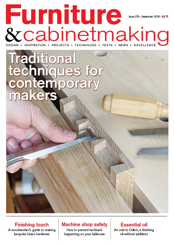 Furniture and Cabinetmaking