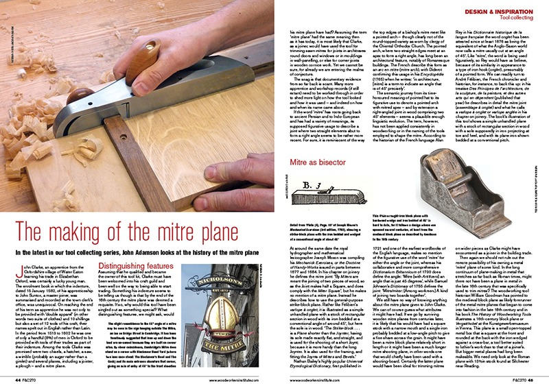 Furniture And Cabinetmaking Magazine Subscribe Gmc Publications