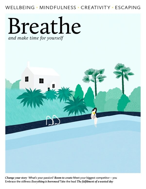 Breathe 22 cover