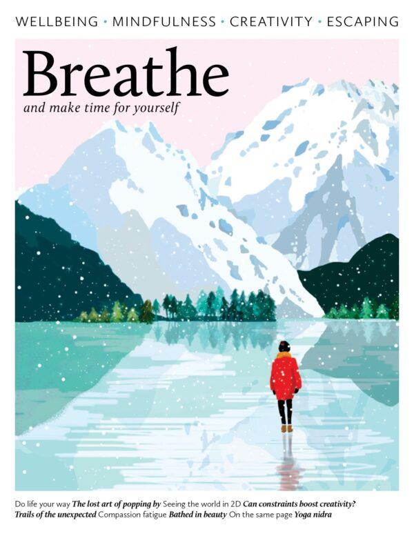 Breathe magazine issue 18 cover