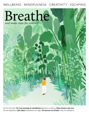 Breathe Issue 21 cover