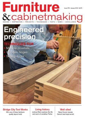 Furniture and Cabinetmaking magazine