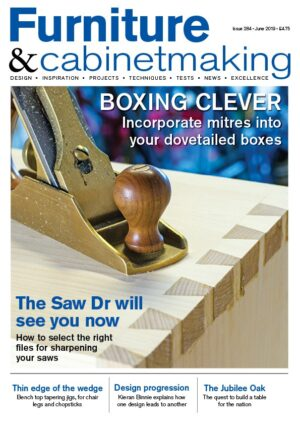Furniture & Cabinetmaking 284