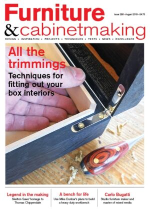 Furniture and Cabinetmaking 286