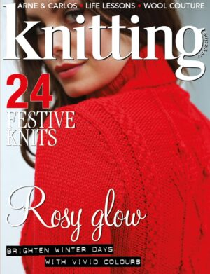 Knitting magazine 188