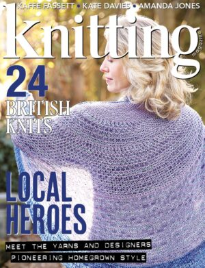 Knitting magazine 192
