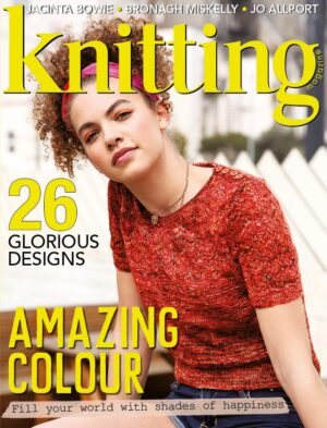 Knitting 196 cover