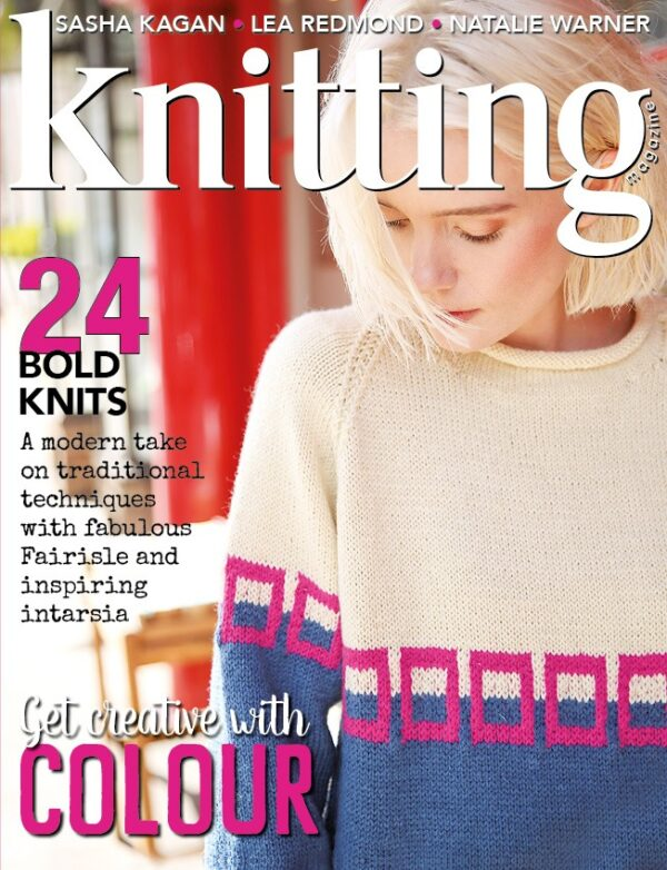 Knitting Magazine 197 cover