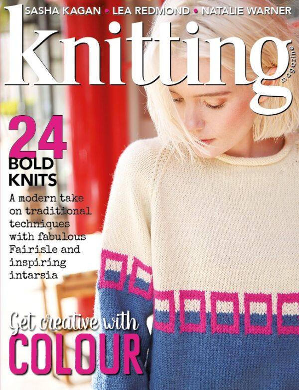 Knitting Magazine 197 cover