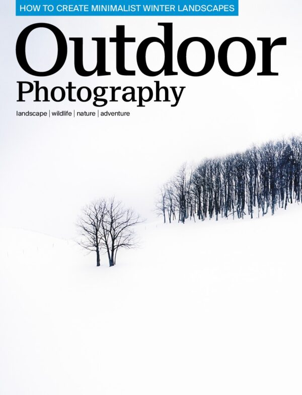 Outdoor Photography Issue 240 cover