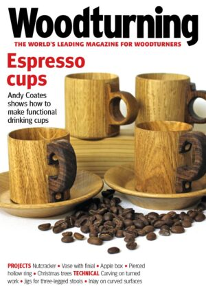 Woodturning Issue 325