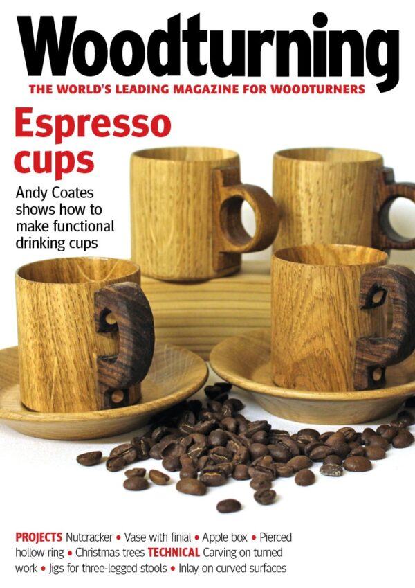 Woodturning Issue 325