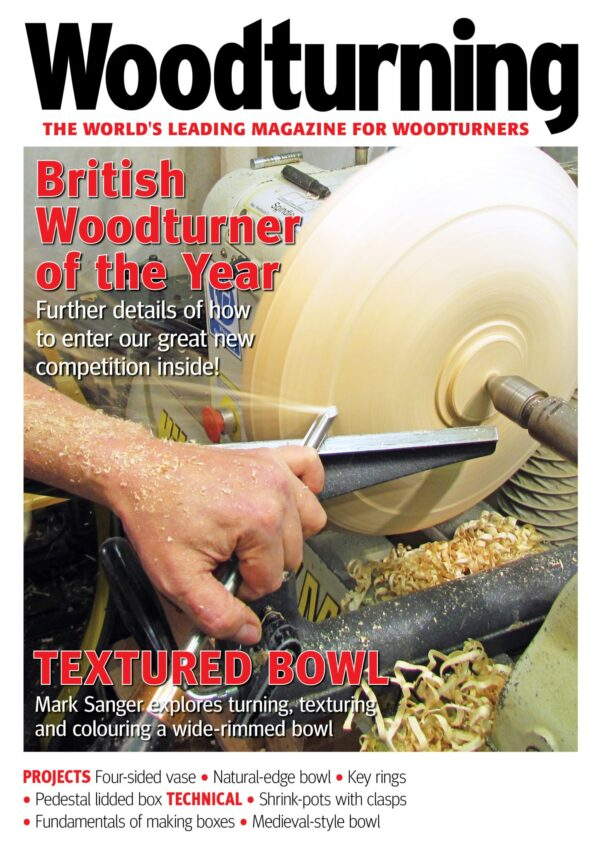 Woodturning Issue 329