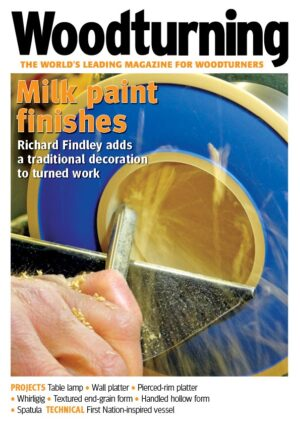 Woodturning Issue 332