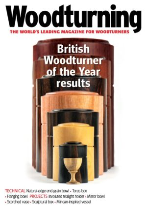 Woodturning Issue 334