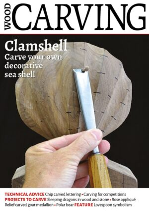 Woodcarving 164 cover