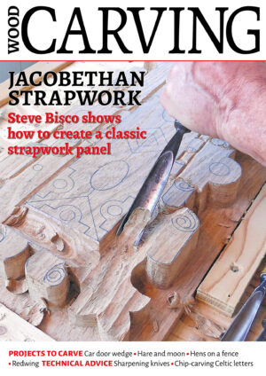 Woodcarving Issue 167