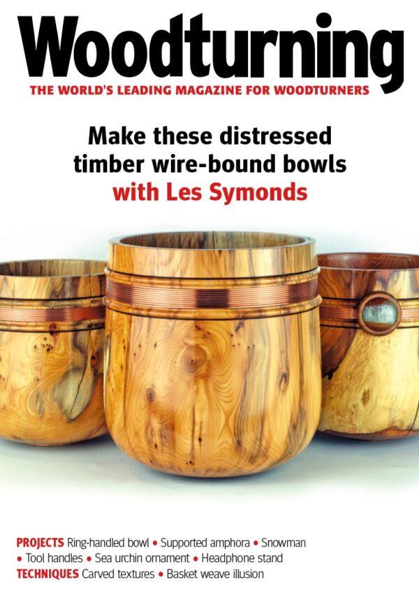 Woodturning 326