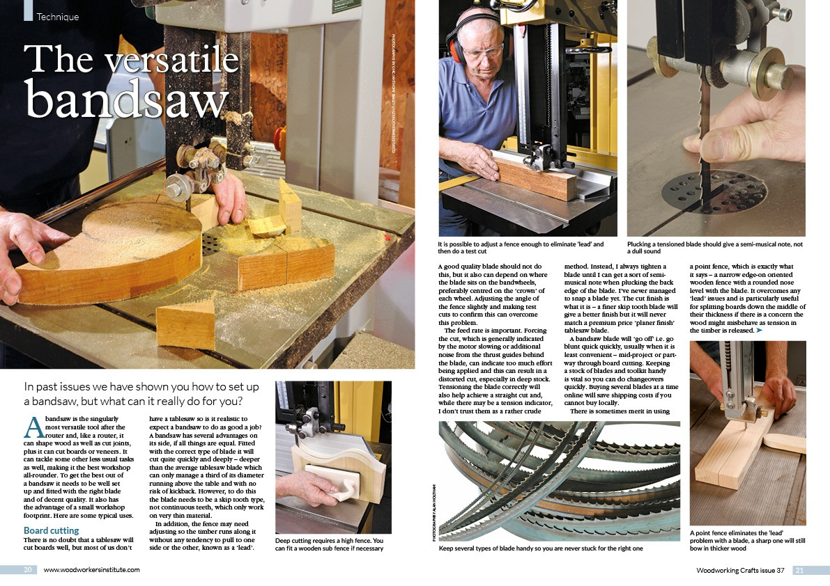 Woodworking Crafts Magazine Subscribe Gmc Publications