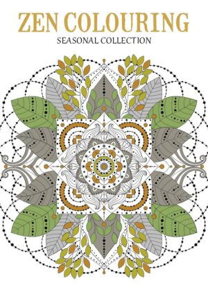 Zen Colouring Issue 27
