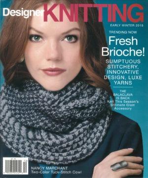 Designer Knitting Issue 73