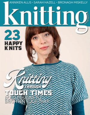 Knitting magazine issue 207