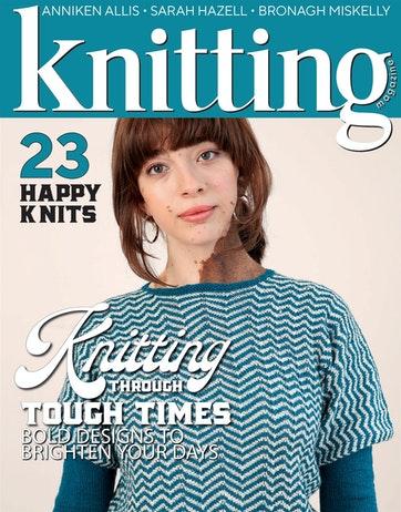 Knitting magazine issue 207