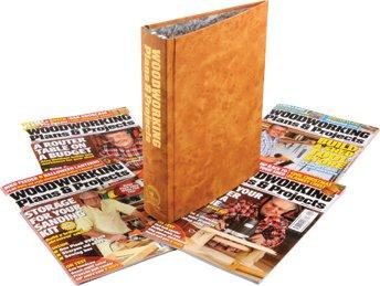 Woodworking Crafts Magazine Binder