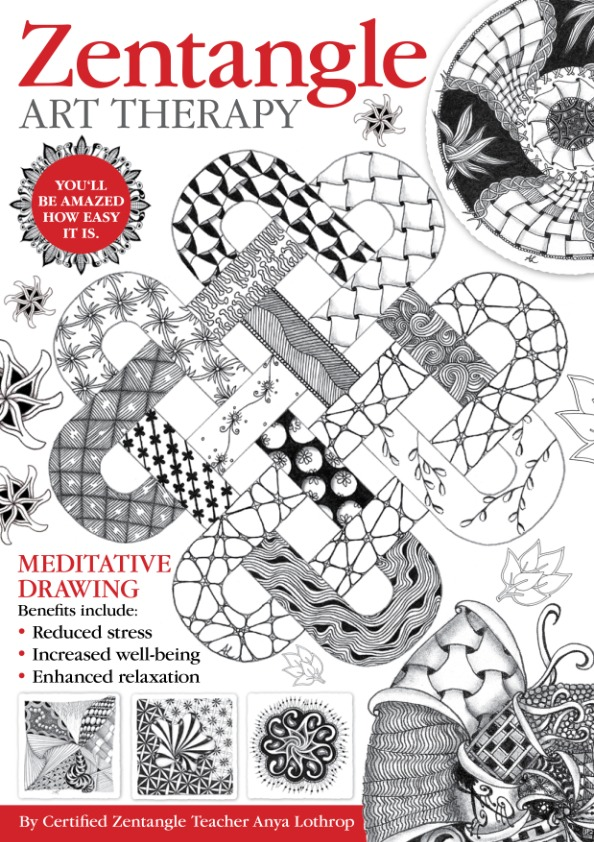Zentangle cover