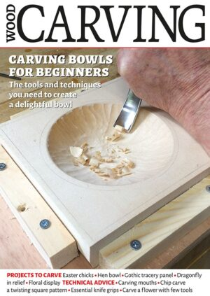 Woodcarving subscription 173