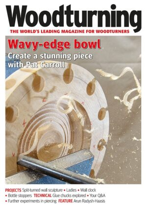 Woodturning issue 342 March