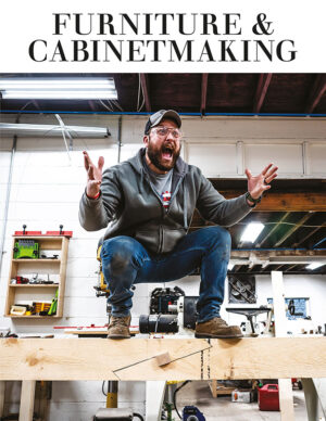 Furniture and cabinetmaking magazine 292