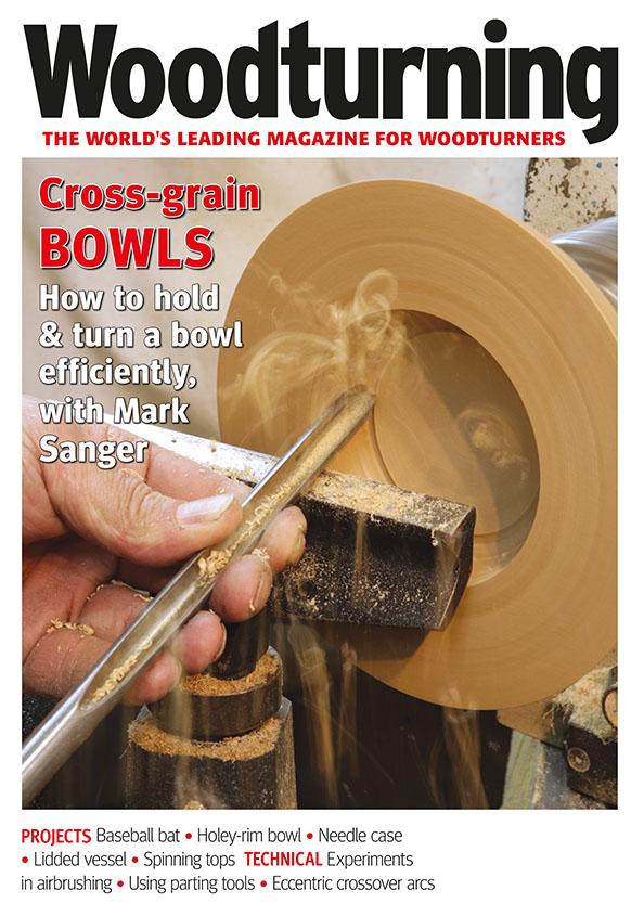 Woodturning magazine 343