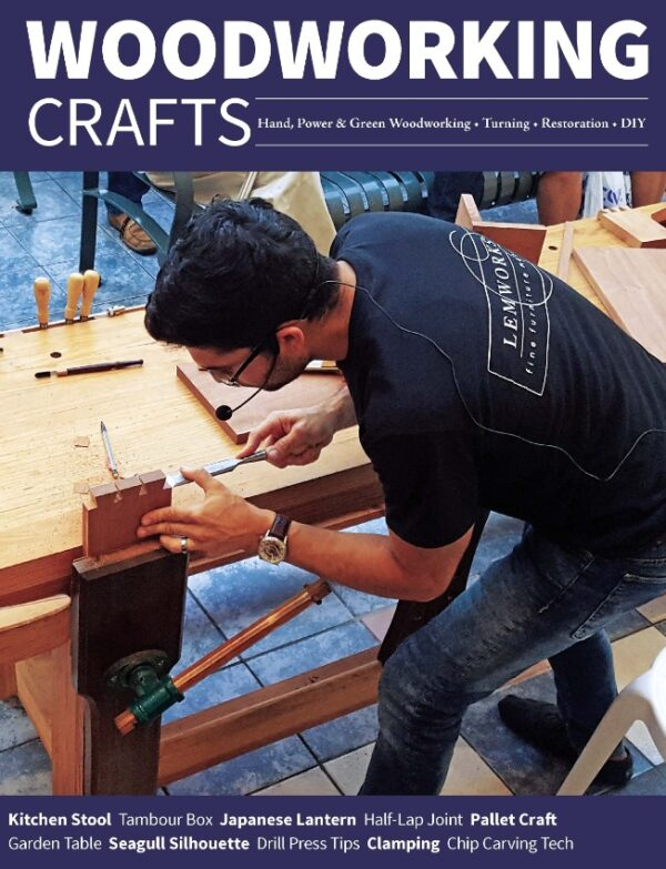 Woodworking crafts 61