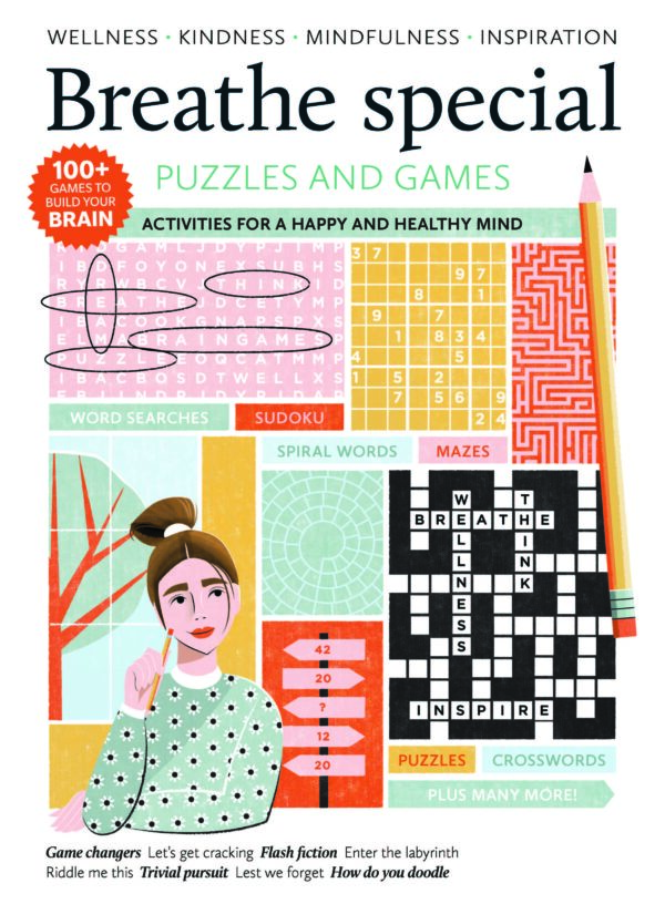 Breathe special puzzles games