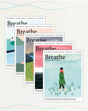 Breathe back issues 22 26