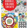 Doodle colour create