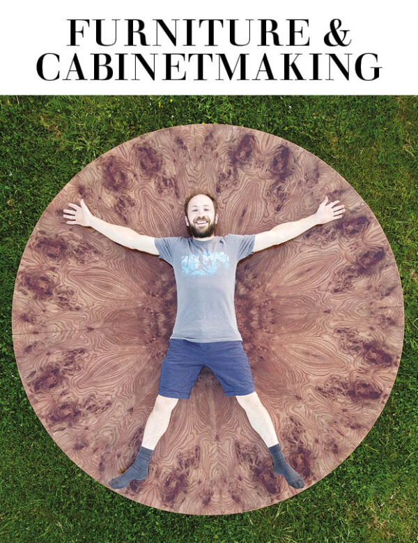 Furniture Cabinetmaking issue 294