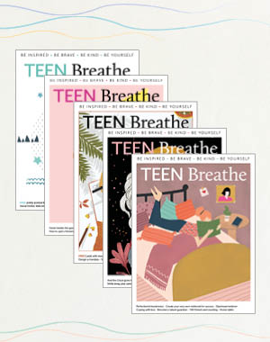 Teen Breathe value pack 7 11