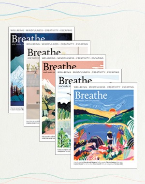 Breathe 27-31 back issues value pack