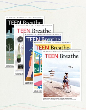 Teen breathe 17-21 back issues value pack