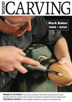 Woodcarving 177 Mark Baker