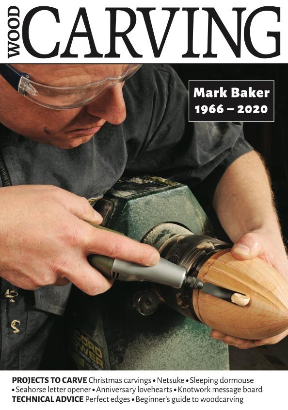 Woodcarving 177 Mark Baker