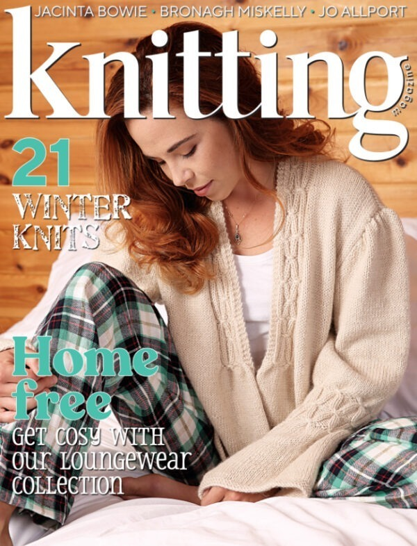 Knitting magazine 212