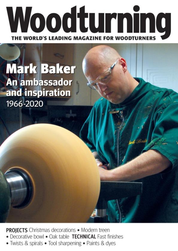 Woodturning 350 Mark Baker