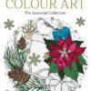 Make time for yourself colour art seasonal