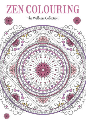 Zen Colouring 48 wellness collection