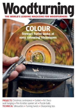 351 woodturning magazine