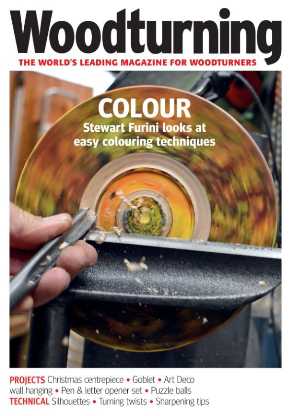 351 woodturning magazine